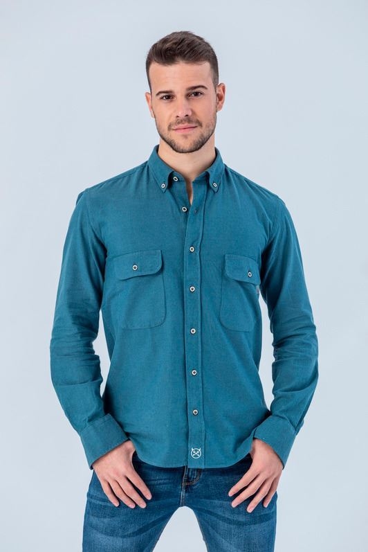 CAMISA BLUE MOUNTAIN REGULAR