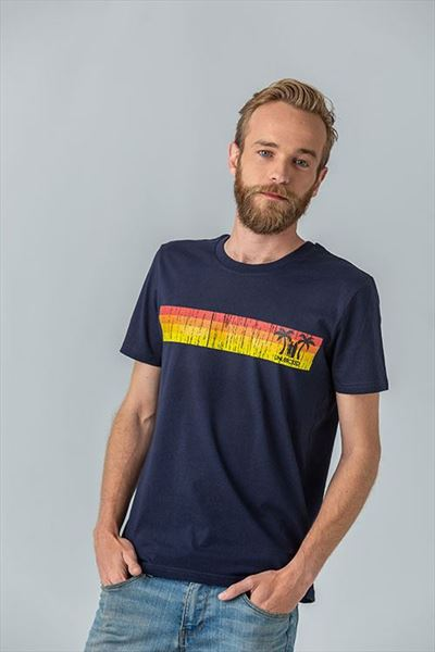 CAMISETA SUNSET MAN NAVY (1)