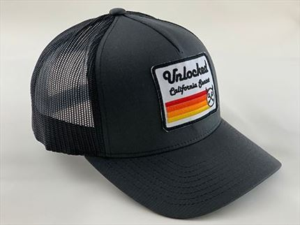 GORRA PREMIUM SUNSET BLACK