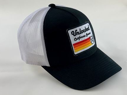GORRA PREMIUM SUNSET BLACK&WHITE