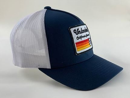 GORRA PREMIUM SUNSET BLUE