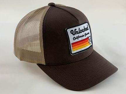 GORRA PREMIUM SUNSET BROWN