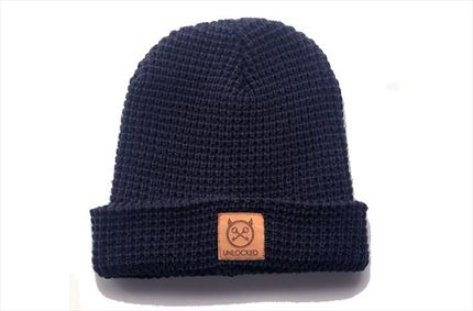 GORRO MOUNTAIN AZUL