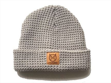 GORRO MOUNTAIN GRIS