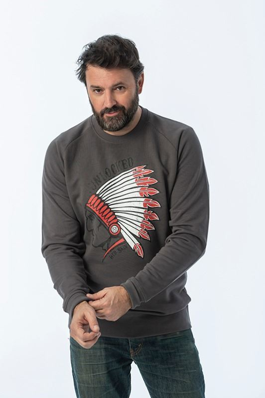 SUDADERA INDIAN